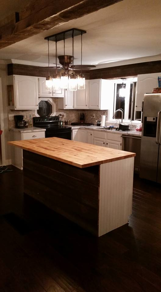 Best Finish For Butcher Block Countertop: DIY Butcher Block Countertops
